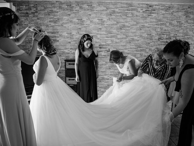 Le mariage de Benjamin et Laura à Floirac, Gironde 10