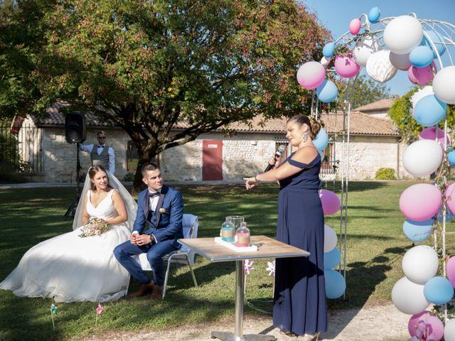 Le mariage de Benjamin et Laura à Floirac, Gironde 20