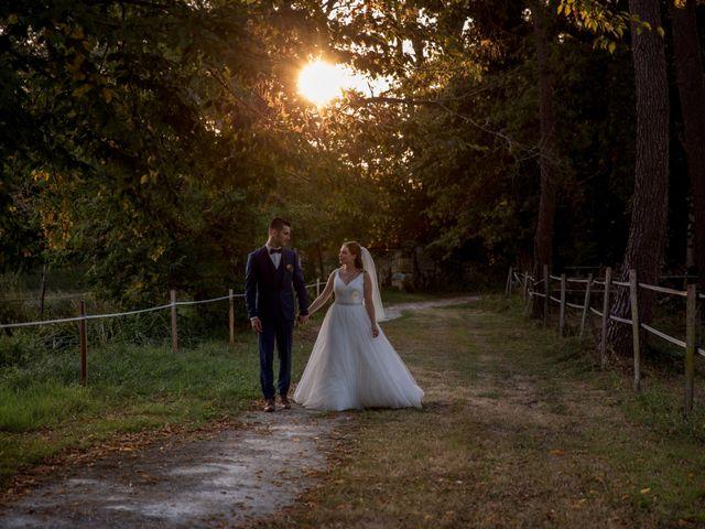Le mariage de Benjamin et Laura à Floirac, Gironde 31