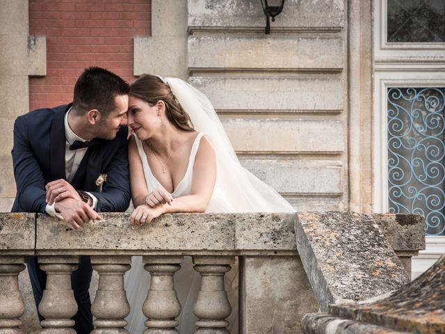 Le mariage de Benjamin et Laura à Floirac, Gironde 1
