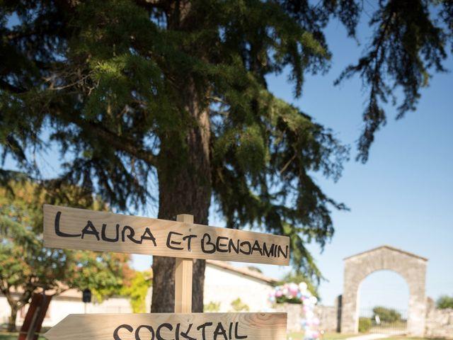 Le mariage de Benjamin et Laura à Floirac, Gironde 33