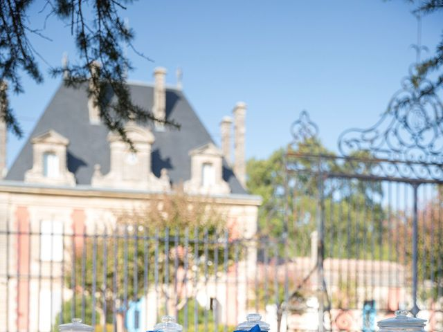Le mariage de Benjamin et Laura à Floirac, Gironde 34