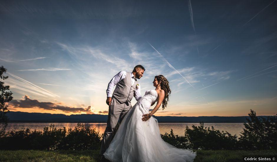 Le mariage de Stephen et Laura à Vétraz-Monthoux, Haute-Savoie