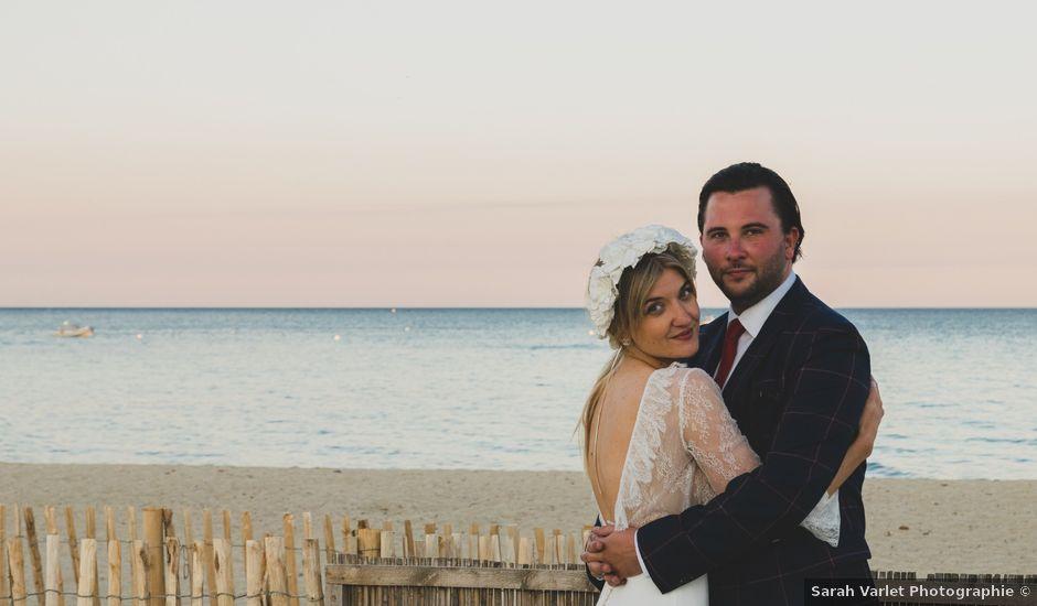 Le mariage de Pierric et Johanna à Saint-Tropez, Var