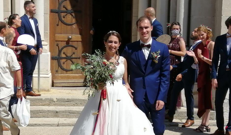 Le mariage de Julien et Sophie  à Saint-Péray, Ardèche