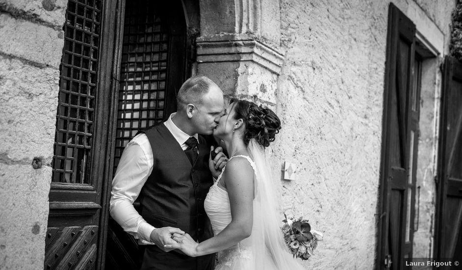 Le mariage de Loic et Céline à Voreppe, Isère