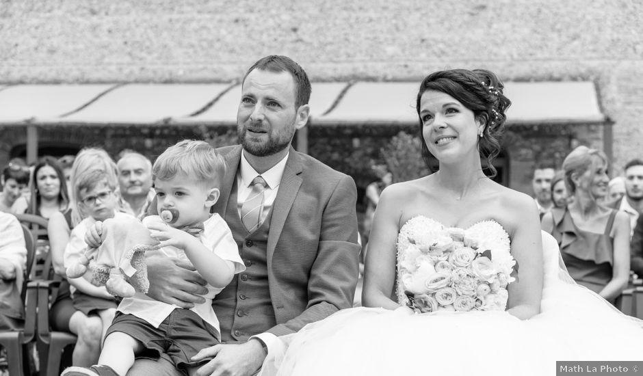 Le mariage de Jennifer et Romain à Le Soler, Pyrénées-Orientales