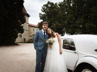 Le mariage de Clara et Joachim 1