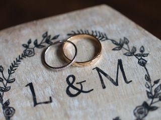 Le mariage de Laëtitia et Mathieu 1