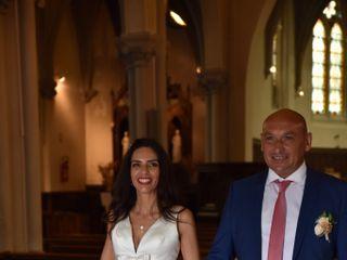 Le mariage de Peggy et Jean-François
