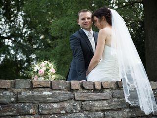 Le mariage de Emilie et Tony