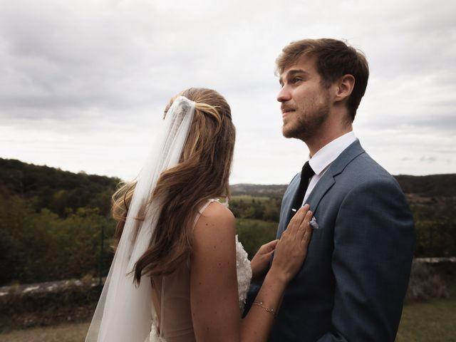 Le mariage de Joachim et Clara à Saint-Geoire-en-Valdaine, Isère 5
