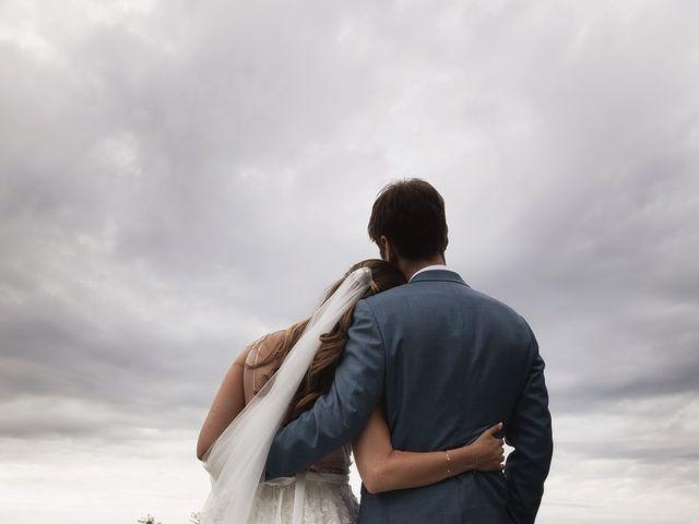 Le mariage de Joachim et Clara à Saint-Geoire-en-Valdaine, Isère 14