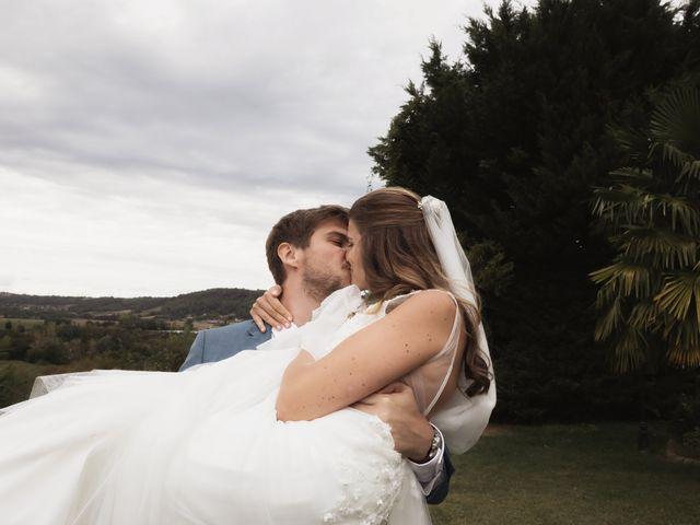 Le mariage de Joachim et Clara à Saint-Geoire-en-Valdaine, Isère 15
