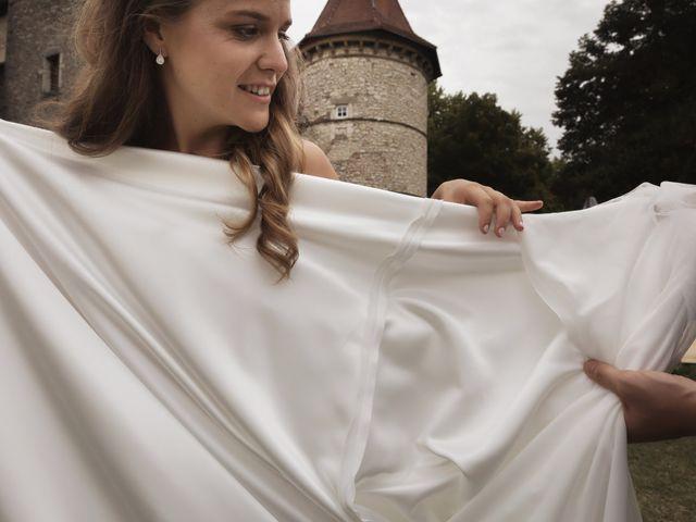 Le mariage de Joachim et Clara à Saint-Geoire-en-Valdaine, Isère 16
