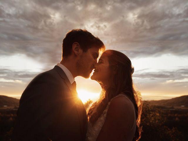 Le mariage de Joachim et Clara à Saint-Geoire-en-Valdaine, Isère 18