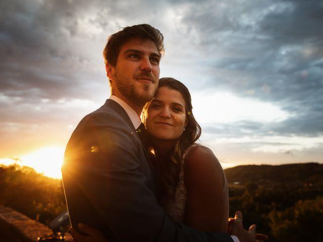 Le mariage de Joachim et Clara à Saint-Geoire-en-Valdaine, Isère 19