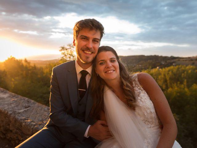 Le mariage de Joachim et Clara à Saint-Geoire-en-Valdaine, Isère 20