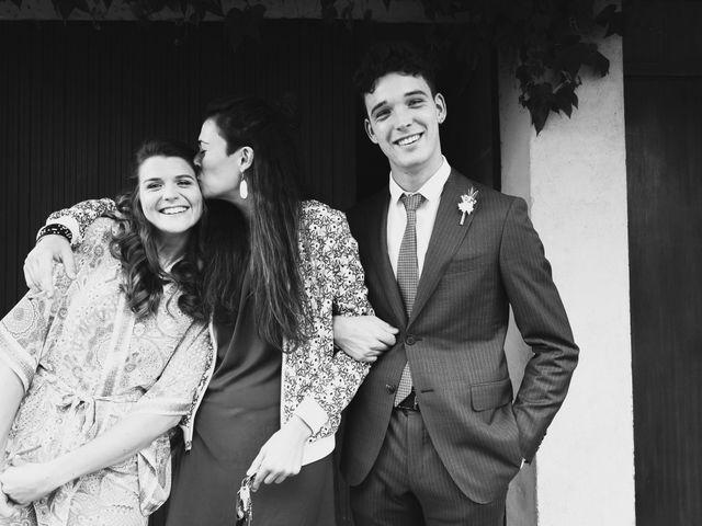 Le mariage de Joachim et Clara à Saint-Geoire-en-Valdaine, Isère 34