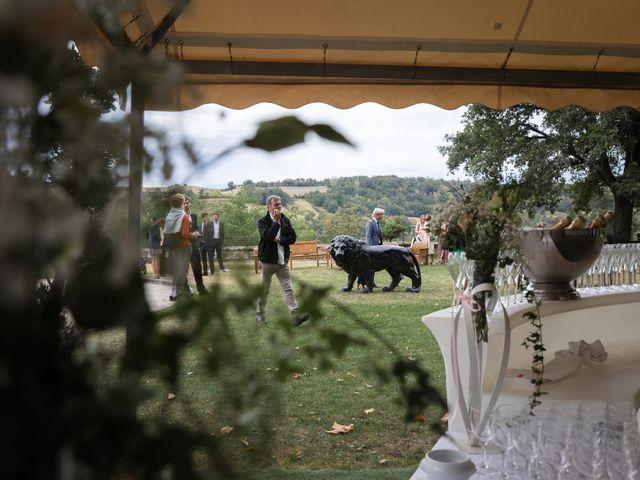 Le mariage de Joachim et Clara à Saint-Geoire-en-Valdaine, Isère 43