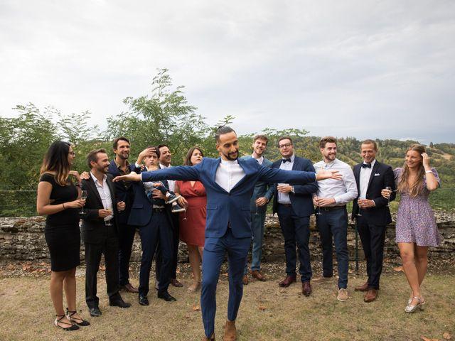 Le mariage de Joachim et Clara à Saint-Geoire-en-Valdaine, Isère 44