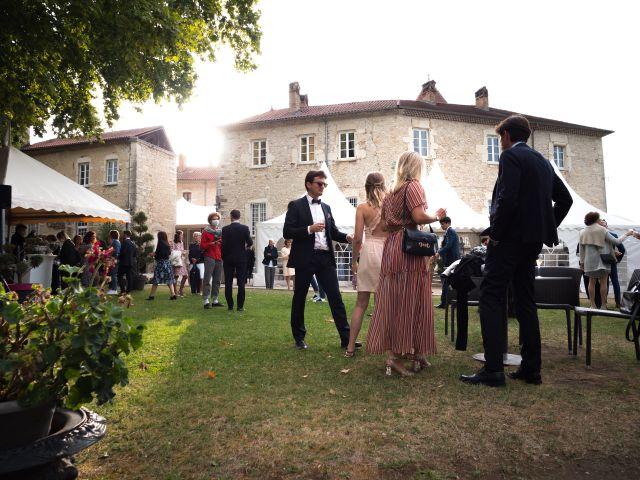 Le mariage de Joachim et Clara à Saint-Geoire-en-Valdaine, Isère 56