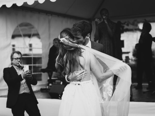 Le mariage de Joachim et Clara à Saint-Geoire-en-Valdaine, Isère 58