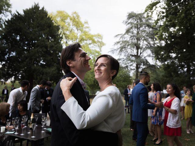 Le mariage de Joachim et Clara à Saint-Geoire-en-Valdaine, Isère 62