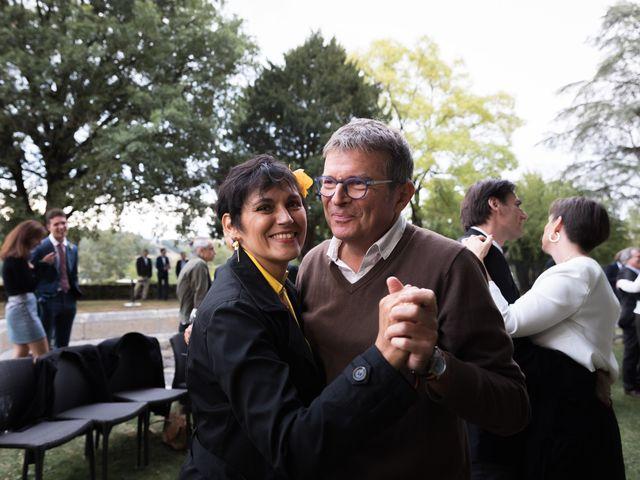 Le mariage de Joachim et Clara à Saint-Geoire-en-Valdaine, Isère 63