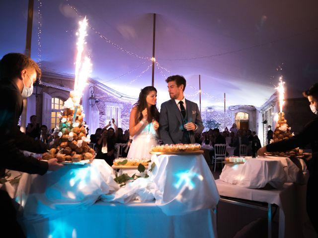 Le mariage de Joachim et Clara à Saint-Geoire-en-Valdaine, Isère 82