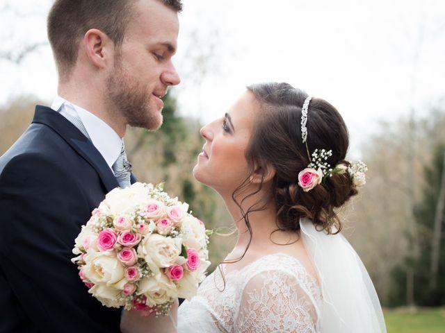 Le mariage de Laëtitia et Mathieu