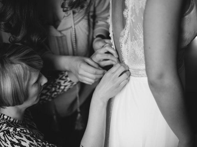 Le mariage de David et Marie-Cécile à Dole, Jura 1