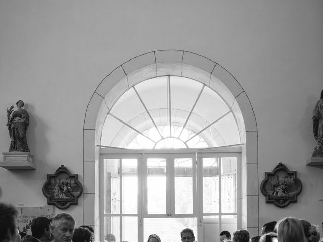 Le mariage de David et Marie-Cécile à Dole, Jura 11