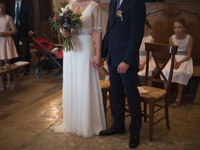 Le mariage de David et Marie-Cécile à Dole, Jura 12