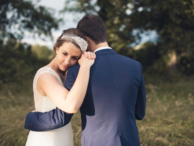 Le mariage de David et Marie-Cécile à Dole, Jura 27