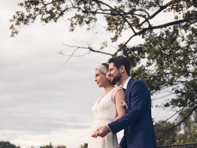 Le mariage de David et Marie-Cécile à Dole, Jura 28