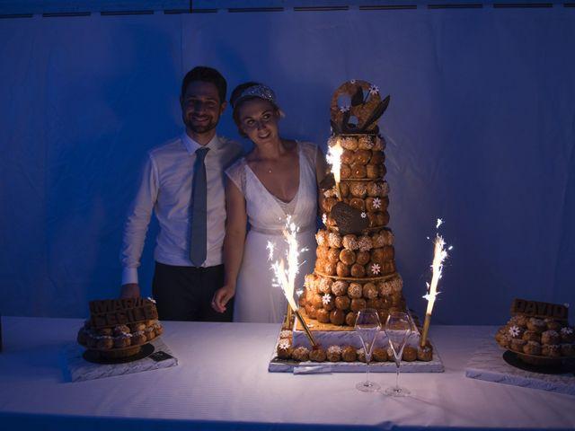 Le mariage de David et Marie-Cécile à Dole, Jura 32