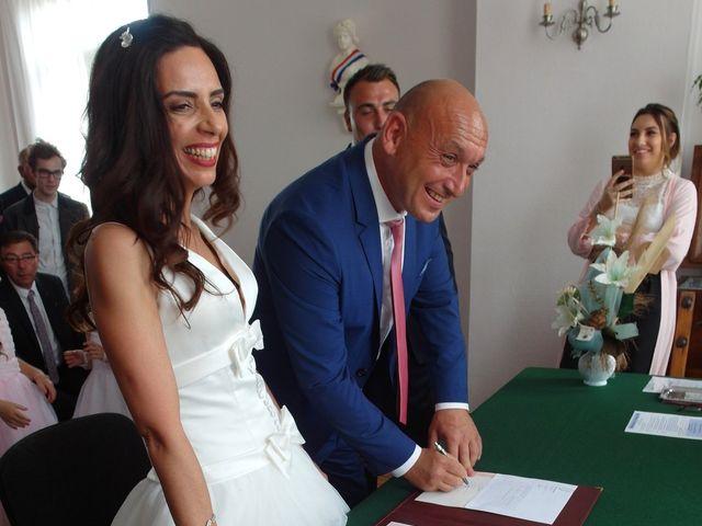 Le mariage de Jean-François  et Peggy à Vicq, Nord 15