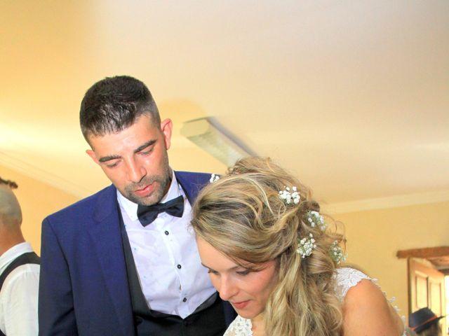Le mariage de Johnny et Laure à Chamborigaud, Gard 17