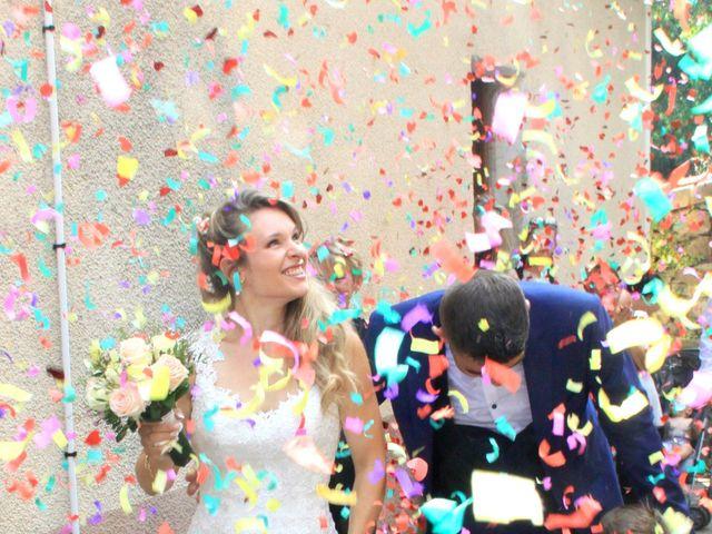 Le mariage de Johnny et Laure à Chamborigaud, Gard 18