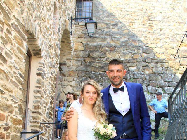 Le mariage de Johnny et Laure à Chamborigaud, Gard 22