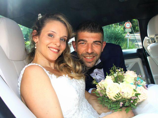 Le mariage de Johnny et Laure à Chamborigaud, Gard 24