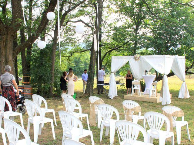 Le mariage de Johnny et Laure à Chamborigaud, Gard 26