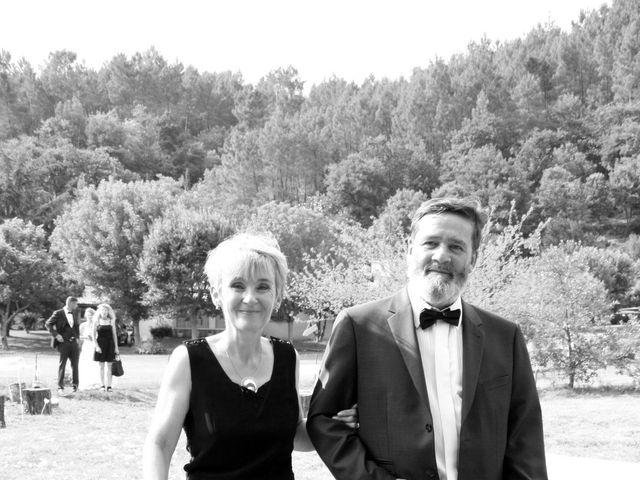 Le mariage de Johnny et Laure à Chamborigaud, Gard 32