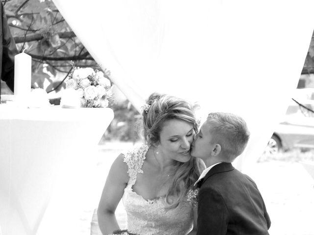 Le mariage de Johnny et Laure à Chamborigaud, Gard 39