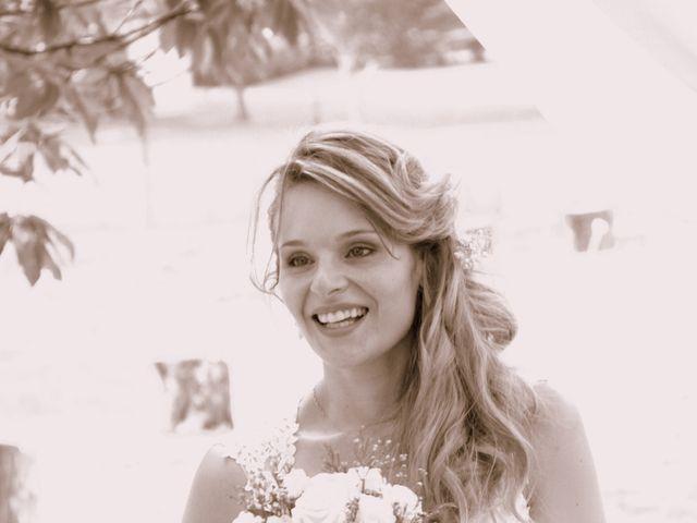 Le mariage de Johnny et Laure à Chamborigaud, Gard 42