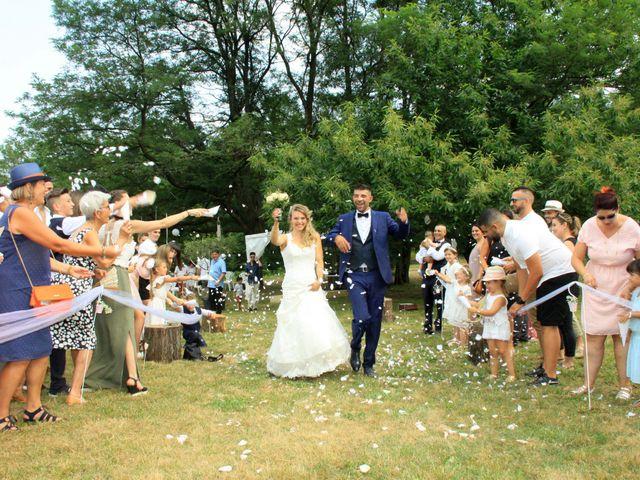 Le mariage de Johnny et Laure à Chamborigaud, Gard 45