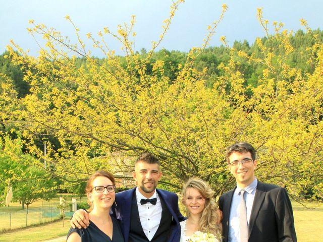 Le mariage de Johnny et Laure à Chamborigaud, Gard 48