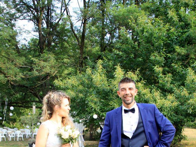 Le mariage de Johnny et Laure à Chamborigaud, Gard 51