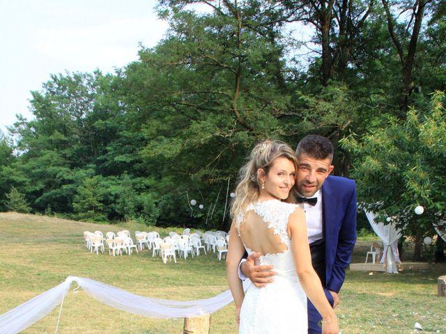 Le mariage de Johnny et Laure à Chamborigaud, Gard 52